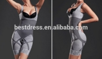 Sexy and class latex waist cinchers-Fashion Slim Body Shaper Seamless Shapewear Bodysuit