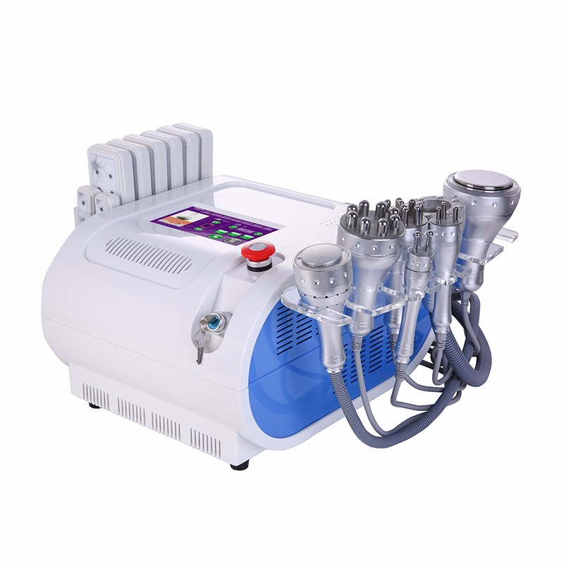 professional ultrasound fat burning cavitation rf lipo laser