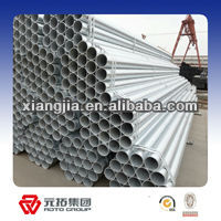 Hot dipped Galvanized steel Scaffolding Pipe/tube weights