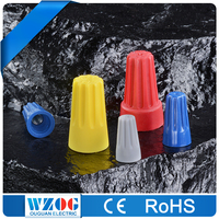 SP 22-16 16-14 12-10 A.W.G. Free Sample Small Order Low Voltage Wire Connecting Screw Battery Terminal Rubber Cover