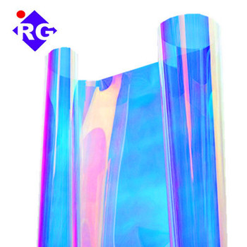 Royal Glory JR-2690-01 Gold Color with Blue Bottom USA Dichroic Film