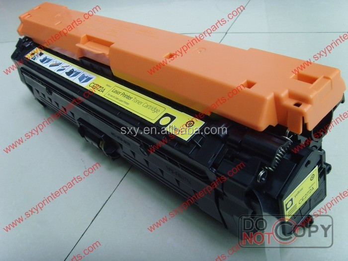 Popular 650A Original Color laser Toner Cartridge for hp CP5525, CE270/271/272/273