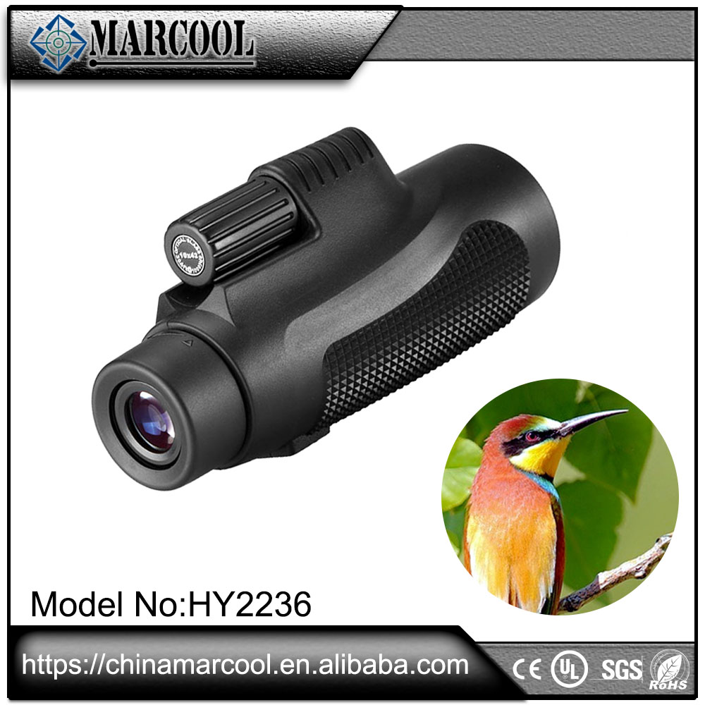 Marcool Chinese Waterproof FMC 10x42 Roof k9 Prism High Quality Monoculars