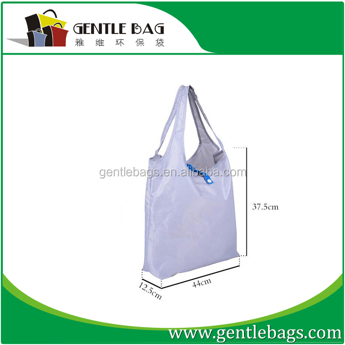 Heart Shaped Foldable Compact Shopping Tote Bag