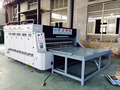 semi automatic CE certificate slot and die cut machine