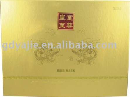 THE ROYAL SOVEREIGN HIGH-QUALITY HAIR TREAMENT-MASK & ESSENCE