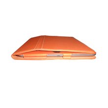 Orange PU Smart Tablet Case for ipad 2/3/4