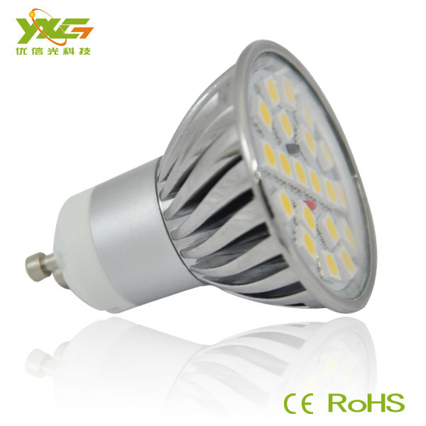 SMD 5050 Mr16 led light spot