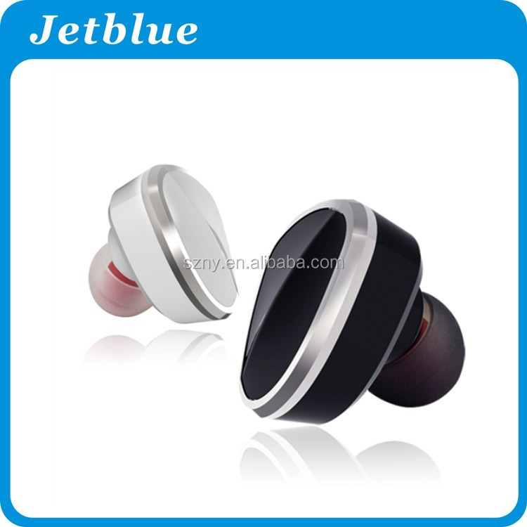 true wireless bluetooth stereo Waterproof in-ear small mini bluetooth earphone