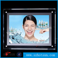 Crystal acrylic led photo picture frame,crystal picture frame,acrylic picture frame
