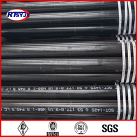 API 5CT OIL/water/gas well drilling pipes, casing and tubing