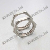 EMT pipe locknut stainless steel locknut