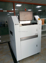 Lower price ZENS-600A automatic on-line Aoi machine with SPI System SMT production line