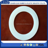 Translucent ROHS and FDA approved silicone rubber seal gasket