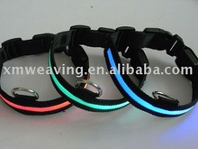 led pet collar & leashes