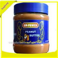 Glass Jar Wholesale Peanut Butter