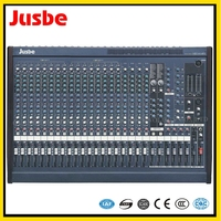 2016 Newest hot selling battery powered audio mixer , audio mixer parts , small audio mixer
