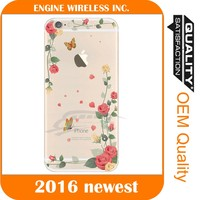 2016 Luxury case Wholesale mobile phone shell custom print case for alcatel one touch fierce xl 5054