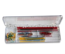 ZYJ-140 solderless breadboard jumper wire cable kit