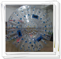 Customize-made Zorbing Ball Cheap Aqua Zorbing Ball For Sale Water Zorb Ball For two peoples