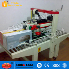 Automatic Scotch Tape Carton Box Sealing Machine With Cutter Safety System