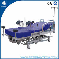 BT-LD002 High quality approved Multifuncional electric Obstetrics labour and delivery bed