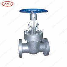 Customized professional good price of api os y rf flange gate valve weight