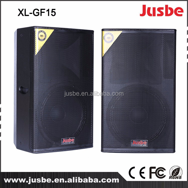 High quality dj speaker 400w outdoor passive surround powered speaker
