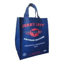 non woven packaging bag with long PP Non Woven Long Handle Tote Bag