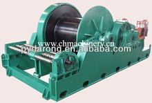 fix winch drum with line spooler 25ton,30ton,40ton