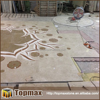 New design polished simple color synthetic marble tile