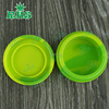 Colorful 3 ml Non-stick Silicone Ball Container For Wax Bho Oil Butane Vaporizer Silicon Jars Dab Wax Container