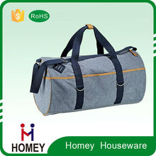 Newest Hot Selling Excellent Quality Competitive Price All Customed Sports Cotton Canvas Duffel Bag