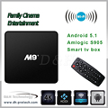 2016 android tv box tv stick 5.1 TV box Quad core 2GHZ with KODI