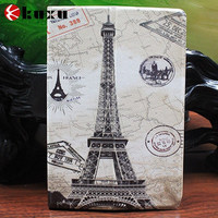 2015 Super graffiti Printing Folio leather case for iPad Air