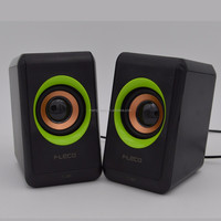 hot sale wired usb multimedia mini speaker for computer