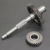 TS16949 Certification Stainless Steel transfer drop gear for auto car