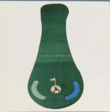GOLF PUTTING GREEN MAT, INDOOR