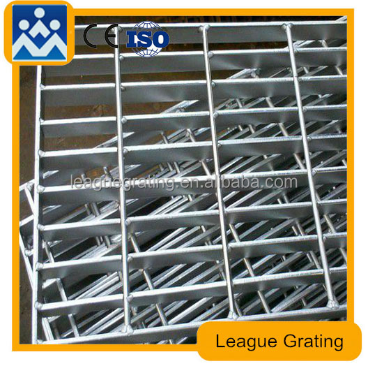 load bearing press welded metal grate steel grid mesh for industrial flooring