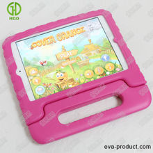 2013 cute shock proof kid proof EVA bag case for ipad mini