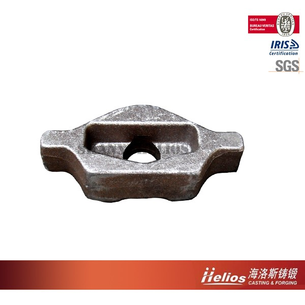 Die Forging Alloy Steel Coal Mineral Machinery Stop Block