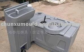 Plastic washbasin