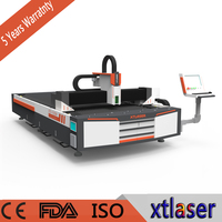 Hot selling IPG 500w China low cost thin metal stainless steel designs laser cutting to cut metal