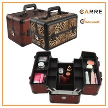 beauty makeup artist aluminum professional cosmetic cases