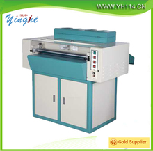 China supply full automatic uv spot coating machine