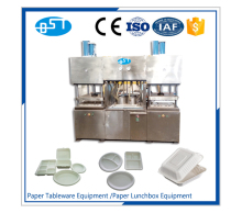 Paper plate machine/Paper plate making machine/Tableware production line TWS2000