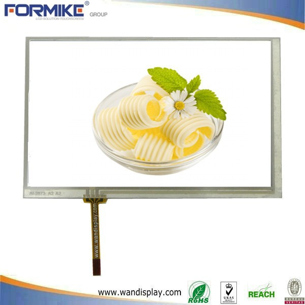 Professional supply 7inch lcd module low power with touch panel 800*480 OEM ODM module-KWH070KQ13-F02