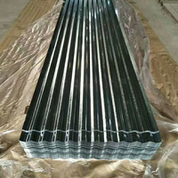 Galvanized Corrugated Roofing Steel Fence Panel