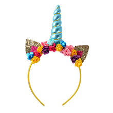 Makeup Party shine headhand headdress baby cheap kids hair accessories