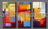 Hot Sell Handmade Abstract Canvas group oil painting